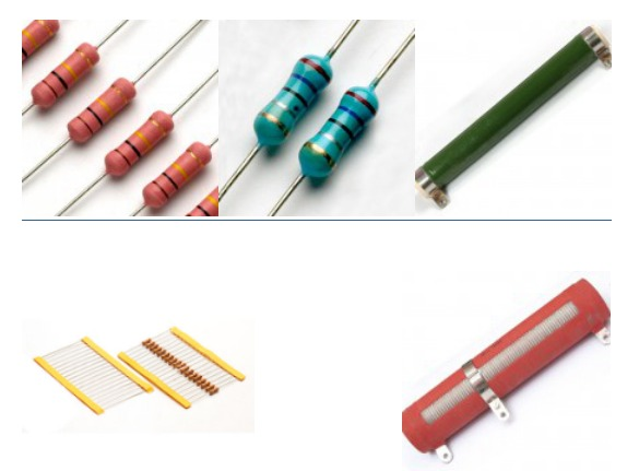 Film Resistor and Wire Wound Resistor